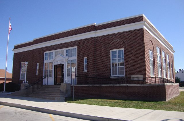 Fayette Post Office